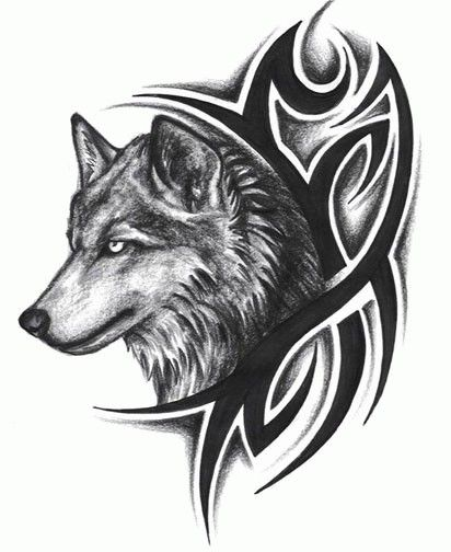 werewolf-tattoo-1