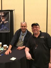 Met Billy Zane. Fantastic character actor!